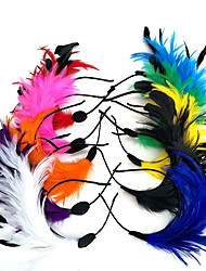 cheap -Feather Headbands / Fascinators / Headpiece with Feathers / Fur 1pc Wedding / Special Occasion Headpiece