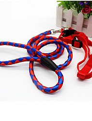 cheap -Harness Leash Portable Adjustable Safety Geometry Nylon