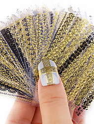 cheap -nail-stickers-24pcs-lot-nail-art-3d-beauty-gold-design-brand-charms-manicure-bronzing-decals-decorations-tools-fashion-gift