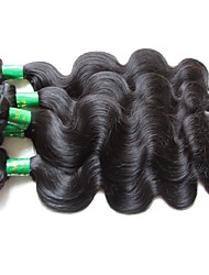 cheap -Remy Human Hair Body Wave Indian Hair 600 g More Than One Year