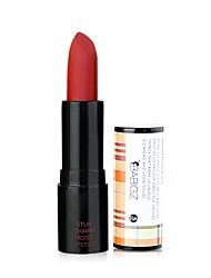 abordables -Maquillage Quotidien Accessoires de Maquillage Rouges à Lèvres Mat Classique Maquillage Cosmétique Quotidien Accessoires de Toilettage