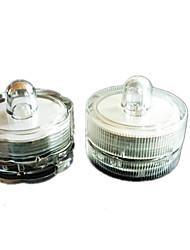 Недорогие -Аквариумы LED подсветка Поменять Водонепроницаемость Светодиодная лампа 220 V V пластик