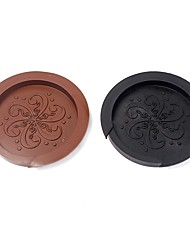 cheap -For 41 Inch Sound Hole Cover Rubber Flexible / Anti-howling Guitar / Electric Guitar Musical Instrument Accessories