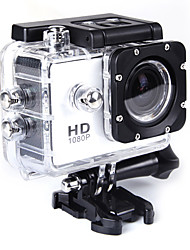 cheap -QQT SJ4000 Gopro Gopro & Accessories Outdoor Recreation vlogging Outdoor / Mini / Portable 32 GB 15fps 8 mp / 6 mp No 1280 x 720 Pixel 2 inch CMOS H.264 Single Shot / Burst Mode 30 m ±2EV