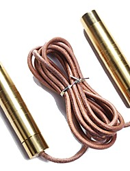 cheap -Jump Rope / Skipping Rope Leather Jumping Help to lose weight Durable Exercise & Fitness For Unisex