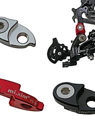 cheap -Bike Derailleur Hanger For Road Bike / Mountain Bike MTB Aluminum Cycling Bicycle Black Silver Red