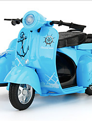Недорогие -Игрушечные машинки Модели автомобилей Мото Овечья шерсть Пластик 1 pcs Мальчики Детские Подарок / Металл