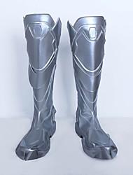 Недорогие -Обувь для косплэй Сапоги для косплея Overwatch Косплей Аниме Обувь для косплэй Кожа PU Кожа Искусственная кожа/Полиуретановая кожа
