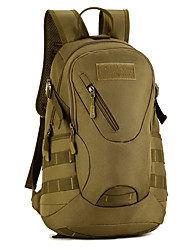 cheap -20 L Commuter Backpacks Military Tactical Backpack Breathable Straps - Comfortable Outdoor Camping / Hiking Cycling / Bike Outdoor Nylon