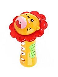 Недорогие -Музыкальная игрушка Обучающая игрушка Игрушечные музыкальные инструменты Новинки Музыкальные инструменты Животный принт 3D Детские