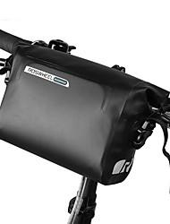 cheap -Bike Handlebar Bag Waterproof Dry Bag Anti-Slip Bike Bag Bicycle Bag Cycle Bag Samsung Galaxy S6 Cycling / Bike