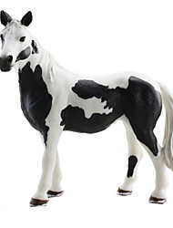 cheap -Animals Action Figure Horse Animals Simulation Realistic Silicon Rubber Teen Party Favors, Science Gift Education Toys for Kids and Adults / Develop Creativity