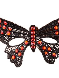 cheap -Halloween Mask Masquerade Mask Sexy Lace Mask Party Novelty Butterfly Horror Women's