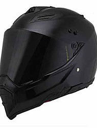 cheap -BYB Motorcycle Helmet Mountain Bike Riding Equipment Unisex Four Seasons Full Face Helmets