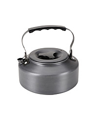 cheap -Camping Kettle Camping Coffee Pot Coffee and Tea Mineral Aluminum for Outdoor Camping / Hiking Outdoor Picnic
