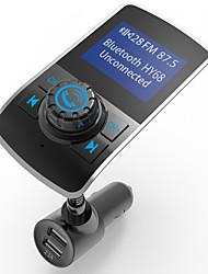 Недорогие -Автомобиль HY68 V3.0 FM приемники USB слот МР3 плеер
