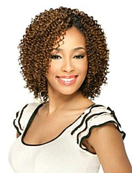 cheap -Crochet Hair Braids Marley Bob Box Braids Synthetic Hair Short Braiding Hair / There are 3 bundles in a package. Normally, 5 to 6 bundles are enough for a full head.