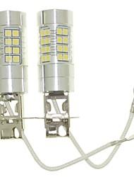 cheap -SENCART 2pcs H3 Car Light Bulbs 36W SMD 3030 1500-1800lm LED Light Bulbs Fog Light