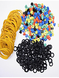 cheap -BaseKey 100pcs O Rings / Needle Grommet / Rubber Band tattoo supply Rubber, ABS Plastic Tools O Rings Needle Grommet Rubber Band
