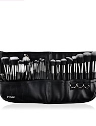 cheap -Professional Makeup Brushes Makeup Brush Set 1 set Easy to Carry Multi Function Easy Carrying Multi-tool Pony / Synthetic Hair / Pony Brush Aluminium / Wood Makeup Brushes for