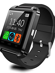 cheap -U8 Smartwatch Watch  Bluetooth Answer and Dial the Phone Passometer Burglar Alarm Funcitons