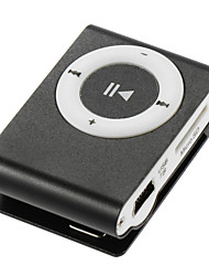 cheap -Sanshuai® Mini Clip Metal USB MP3 Music Media Player