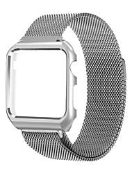 cheap -Watch Band for Apple Watch Series 4/3/2/1 Apple Milanese Loop / DIY Tools Stainless Steel Wrist Strap