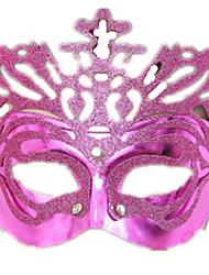 cheap -Halloween Mask Masquerade Mask Party Novelty Horror Adults' Girls'