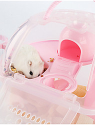 cheap -Rodents / Hamster Silicone Cages Green / Blue / Pink