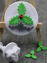 Недорогие -1 комплект Формы для пирожных Инструмент выпечки Жесткие пластиковые Повседневное использование
