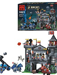 cheap -ENLIGHTEN Building Blocks Construction Set Toys Educational Toy Castle Eagle Medieval War Fun & Whimsical Boys' Girls' Toy Gift