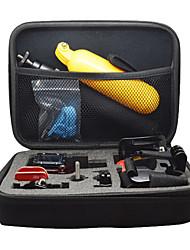 Недорогие -Коробка для хранения На открытом воздухе Защита от удара Многофункциональный 1 pcs Для Экшн камера Gopro 6 Все Gopro 5 Xiaomi Camera SJCAM Катание на лыжах Велосипедный спорт / Велоспорт Кино и Музыка