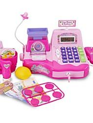 cheap -Toy Car Grocery Shopping Money & Banking Toy DIY Plastics Kid's Boys' Girls' Toy Gift