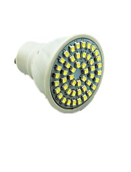 cheap -1pc 3 W LED Spotlight 300 lm GU10 48 LED Beads SMD 2835 Decorative Warm White Cold White 12 V / 1 pc