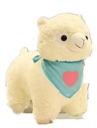 Недорогие -Подушки Мягкие и плюшевые игрушки Лошадь Овечья шерсть Милый стиль Веселье Детские Универсальные Игрушки Подарок