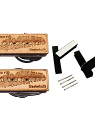 cheap -Parts & Accessories Wood Fiber Guitar Fun for Acoustic and Electric Guitars Musical Instrument Accessories