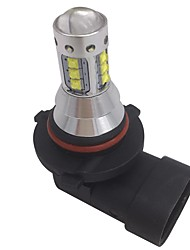 cheap -2pcs 9005 Car Light Bulbs 80W High Performance LED 8000lm Headlamps Headlamp