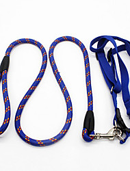 cheap -Harness Leash Portable Safety Stripe Nylon