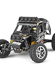 cheap -RC Car WLtoys 18428 2.4G Buggy (Off-road) / Rock Climbing Car / Off Road Car 1:18 Brush Electric 40 km/h Remote Control / RC / Rechargeable / Electric