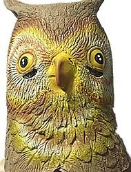 cheap -Halloween Mask Animal Mask Glue Owl Horror Unisex
