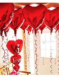 abordables -Ballon Matériau écologique / Matériel mixte Décorations de Mariage Noël / Regalos de Navidad / Mariage Thème classique Toutes les Saisons