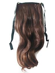 Недорогие -Конские хвостики / Волосы Искусственные волосы Волосы Наращивание волос Кудрявый