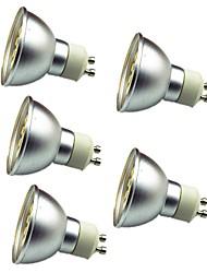 cheap -5pcs 3 W LED Spotlight 280 lm GU10 30 LED Beads SMD 5050 Decorative Warm White Cold White 12 V / 5 pcs