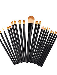 cheap -Professional Makeup Brushes Makeup Brush Set 1 set Normal Synthetic Hair / Artificial Fibre Brush Beech Wood for