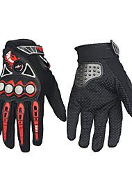 Недорогие -унисекс перчатки для полных пальцев из углеродного волокна непромокаемые / воздухопроницаемые / теплые