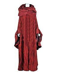 abordables -Déguisement Halloween Femme Cosplay Le Trône de Fer Costume de Cosplay Bal Masqué Halloween Carnaval Costumes Carnaval / Manteau