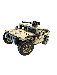 cheap -Remote Control RC Building Block Kit Toy Car Building Blocks Construction Set Toys Educational Toy Tank Fighter Aircraft Remote Control / RC DIY SUV Boys' Girls' Toy Gift