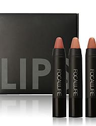 abordables -Maquillage Quotidien Accessoires de Maquillage Rouges à Lèvres Mat Etanche Maquillage Cosmétique Quotidien Accessoires de Toilettage