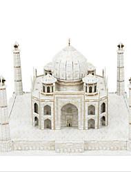 abordables -Puzzles 3D Puzzle Kit de Maquette Bâtiment Célèbre A Faire Soi-Même Bois Naturel Classique Unisexe Jouet Cadeau