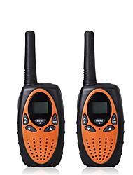 cheap -365 Handheld Low Battery Warning / VOX / Encryption 1.5KM-3KM 1.5KM-3KM 1 W Walkie Talkie Two Way Radio